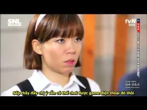 Hài Kinh Dị Hàn Quốc - Cô gái xấu xí - Không nhịn được cười !!!