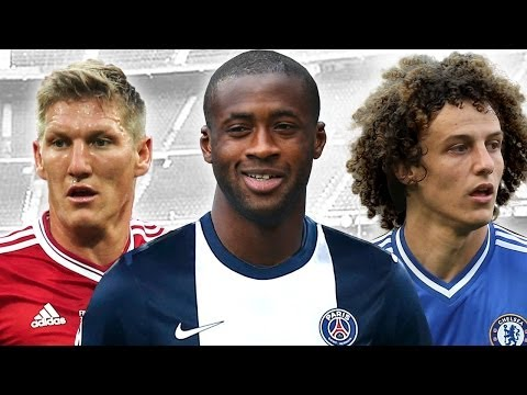 Transfer Talk | Yaya Touré to PSG? Schweinsteiger to Man Utd?