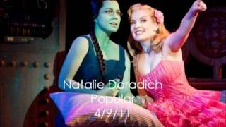 Natalie Daradich - Popular - Fresno - 4/9/11
