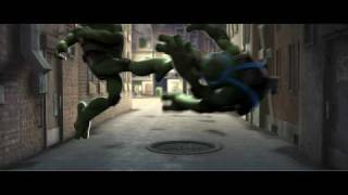 Teenage Mutant Ninja Turtles Smash-Up Teaser Trailer