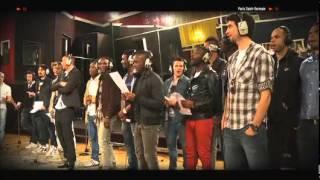 L'hymne du PSG par les joueurs