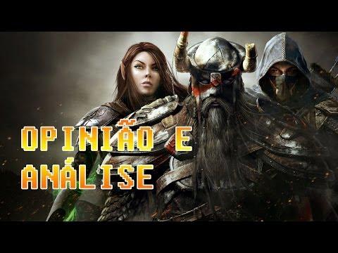 The Elder Scrolls Online - Minha opinião e pequena análise do jogo