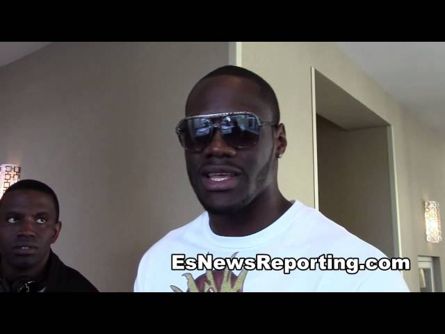 Deontay Wilder Ready For Wladimir Klitschko EsNews Boxing