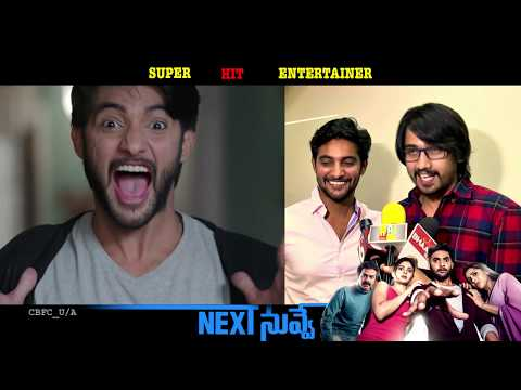 Celebs Bytes About Next Nuvve Movie