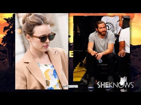 Are Rachel McAdams and Jake Gyllenhaal Dating?! - The Buzz