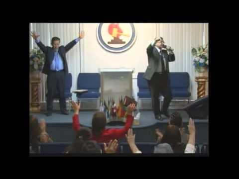 Donde las Aguilas se Atreven Pastor Juan Carlos Monsalve