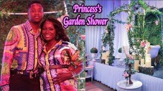 Our Princess Garden Baby Shower