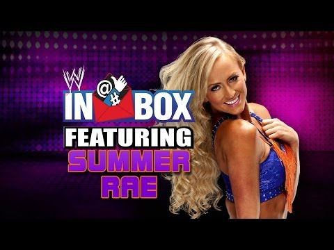 Can Summer Rae beat Stacy Keibler?  - WWE Inbox 110