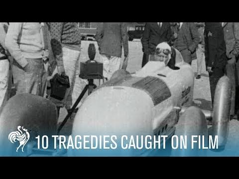 10 Tragedies Caught on Film