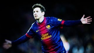 Hao123-Lionel Messi | The Record Breaker | 2013 HD
