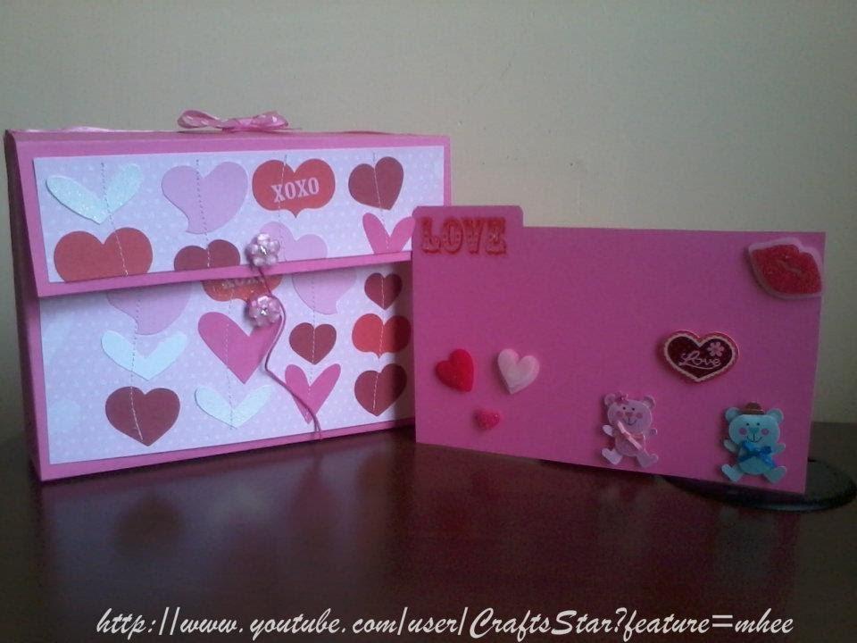 Como Hacer Manualidades Para San Valentin