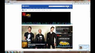 How To Download Music From Myspace FREE *New And Working