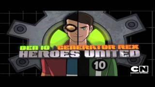Ben 10/Generator Rex:Heroes United Thoughts