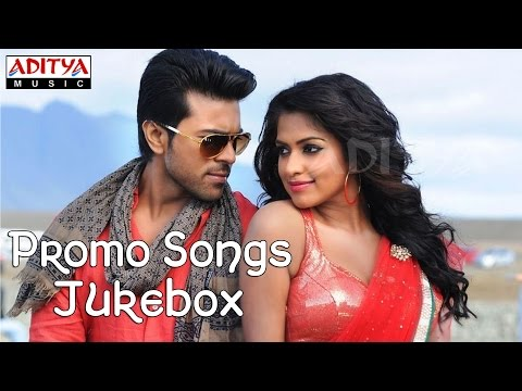 Naayak Telugu Movie | All Promo  Songs | Jukebox - Ramcharan, Kajal Agarwal