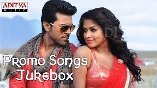 Naayak Telugu Movie All Promo Songs Jukebox