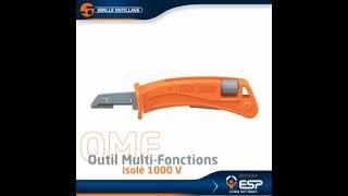 OMF - Outil Multi-fonctions isolé 1000 V