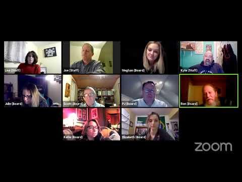 Plattsburgh Zoning Board of Appeals Pre-Meeting  2-8-21
