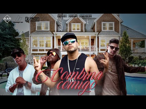RAV Hip Hop - COMBINA COMIGO ft. Pacificadores & Hungria [Official Video]