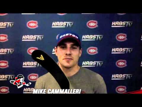 Mike Cammalleri & Pro Hockey Life Stealth RS Stick Giveaway