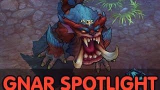 Full Gnar The Missing Link Champion Spotlight (League Of