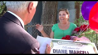 Publishers Clearing House $10,000 Winner In Texas Diane