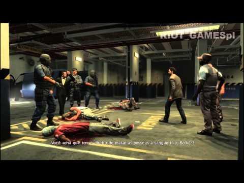 Max Payne 3 walkthrough part 1 -
