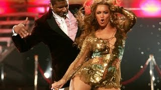 Usher feat. Beyonce - Bad Girl (Live @ Puerto Rico Concert 2005).avi