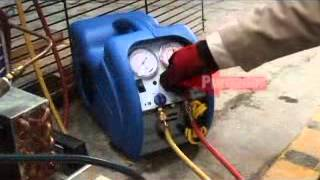 Recuperación De Gas Refrigerante