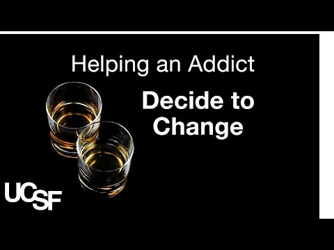 Helping an Addict Decide to Change