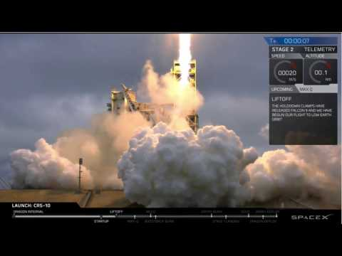 Frame by Frame - A closer look at SpaceX Falcon 9 launch and landing