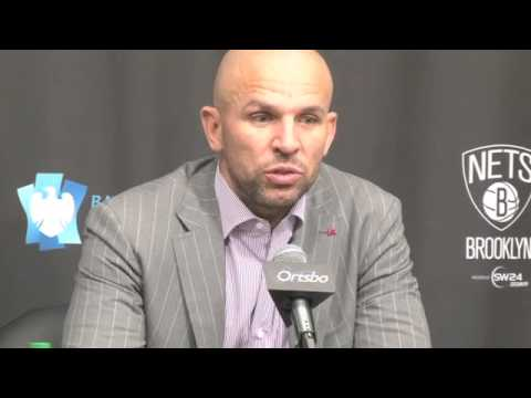 Jason Kidd on Brooklyn Nets' loss to the New York Knicks