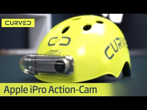 iPro – концепт экшен-камеры от Apple