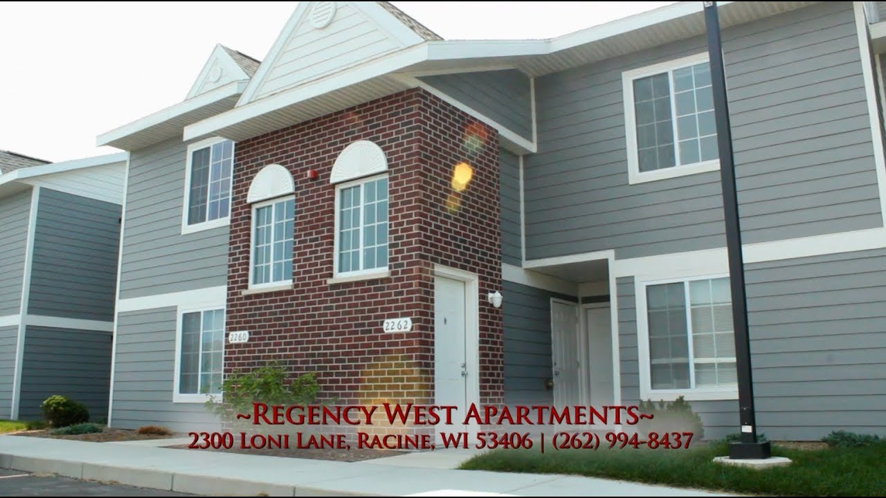 Regency West Apartments Racine Wi