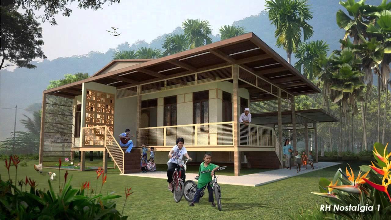 Rumah Hijau Design Concept Video (Nostalgia - Secebis ...