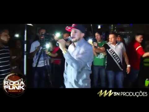 MC Tikão - Feat. MC G3 :: Video especial ao vivo na Roda de Funk :: Full HD
