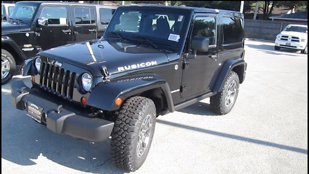 2013 jeep wrangler rubicon start up walk around tour engine review. Cars Review. Best American Auto & Cars Review