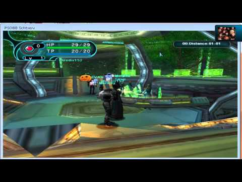 Phantasy Star Online blue burst part 1