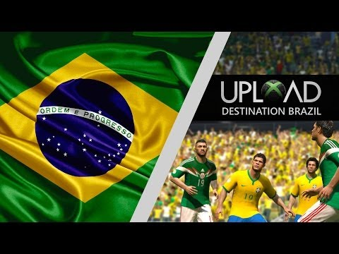 Destination Brazil: Brazil v Chile Upload Predictions