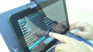 Como configurar un teclado externo USB a tablet