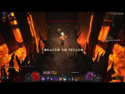 Patch 2.0  wizard 1 hitkill ghom torment 1 (1sec 43.000.000 critical) Diablo 3 Suplicio 1 Pt Br