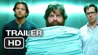 The Hangover Part III Official Trailer #1 (2013) Bradley