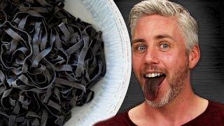 Irish People Taste Test Black Food