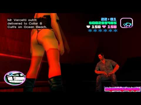 GTA Vice City - Mission #48 Pole Position Club