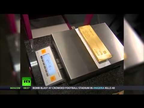 Austria's GoldenEye on the Bank of England