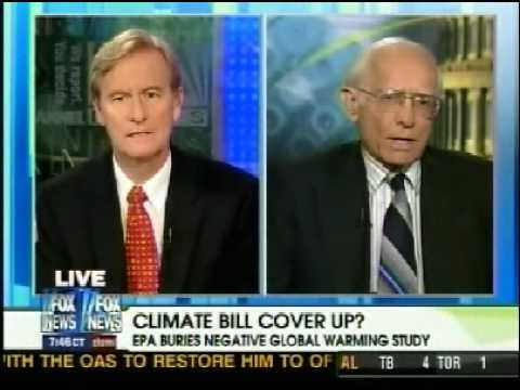Suppressed Climate Change Report Author Speaks Out on Fox News