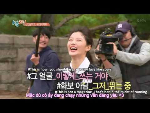 [Vietsub][ 2 Days 1 Night]   Kim Yoo Jung the CUTEST Special Director Edit S3 Ep 149 & 150