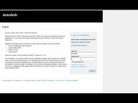 Autodesk Moldflow 2012 License Registration and Activation