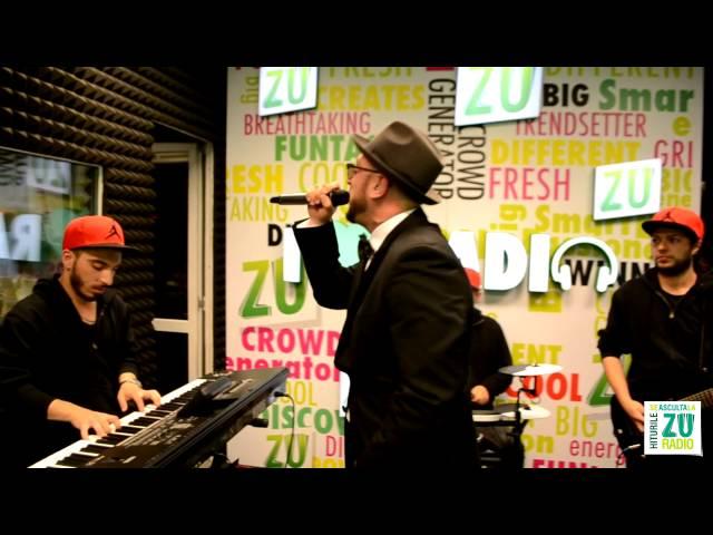 CRBL - Petre (Live la Radio ZU)