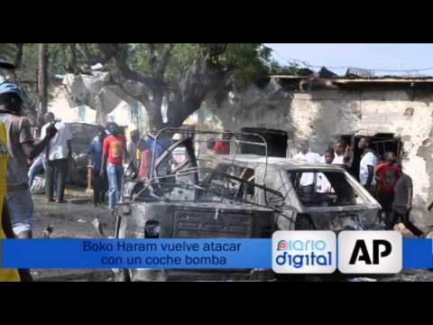 Boko Haram vuelve atacar con un coche bomba