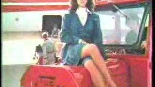 Sheer Energy Pantyhose Commercial From The 80s